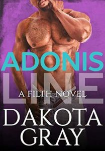 Cover Art for Adonis Line by Dakota Gray