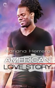 Cover Art for American Love Story by Adrianna Herrera