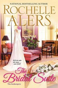 Cover Art for The Bridal Suite by Rochelle Alers
