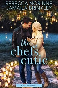 Cover Art for The Chef's Cutie by Jamaila Brinkley