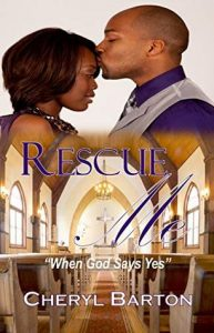 Cover Art for Rescue Me by Cheryl Barton