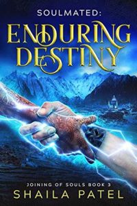 Cover Art for Enduring Destiny by Shaila Patel