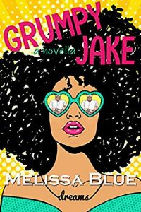 Cover Art for Grumpy Jake by Melissa Blue