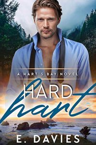 Cover Art for Hard Hart by E. Davies