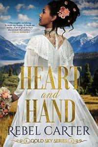 Cover Art for Heart and Hand  by Rebel Carter