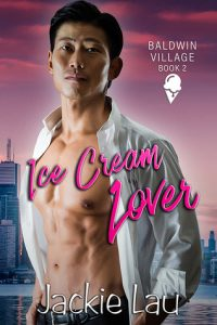 Cover Art for Ice Cream Lover by Jackie Lau