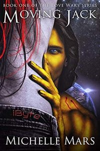 Cover Art for Moving Jack by Michelle Mars