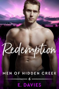 Cover Art for Redemption by E. Davies