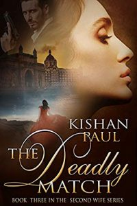 Cover Art for The Deadly Match by Kishan Paul