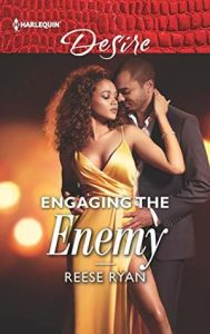 Cover Art for Engaging the Enemy by Reese Ryan