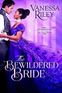 Cover Art for The Bewildered Bride by Vanessa Riley